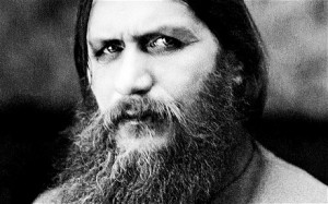 The manipulative eyes of Grigori Efimovich Rasputin