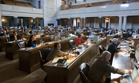 The Nebraska State Legislature