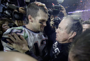 Tom Brady Bill Belichick 2